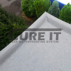 Cure It - Et revolutionerende GRP flade tagsystem