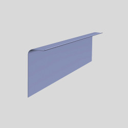C100 GRP Cure It kantprofiler til brug med Cure It fladt tagsystem