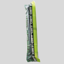 Cure It Forstærkningsmåtte Anvendes sammen med resinen til at udforme laminatet
