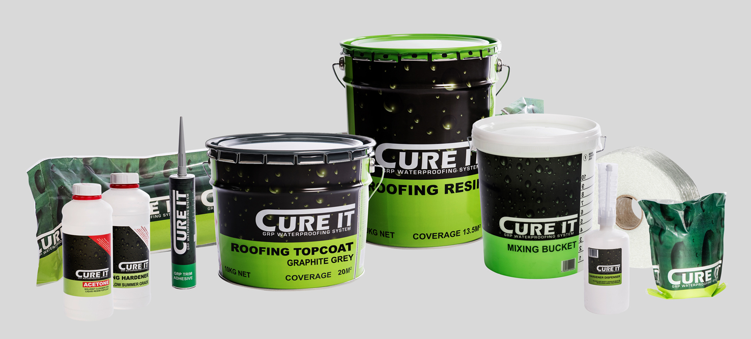 Cure It Grp Flat Roofing Systems