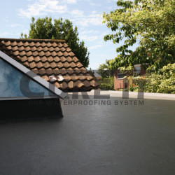 Complete Cure It GRP Flat Roof