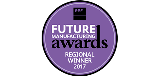 EEF Regional winner - Cure It wins award for its GRP flat roofing system