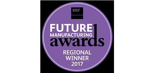 EEF Regional winner - Cure It wins award for its GRP flat roofing system